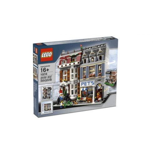 10218 LEGO® Creator Expert Kisállat kereskedés
