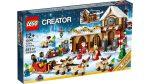 10245 LEGO® Creator Expert Mikulásgyár