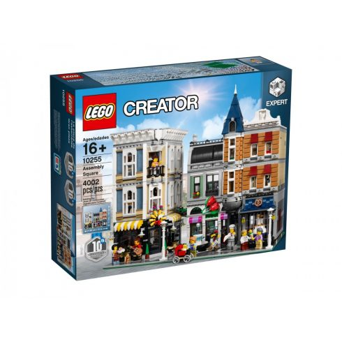 10255 LEGO® Creator Expert Assembly Square piactér