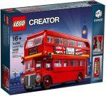 10258 LEGO® Creator Expert Londoni autóbusz