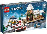 10259 LEGO® Creator Expert Téli falusi állomás