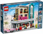 10260 LEGO® Creator Expert Downtown Diner