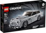 10262 LEGO® Creator Expert James Bond™ Aston Martin DB5