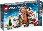 10267 LEGO® Creator Expert Mézeskalács ház