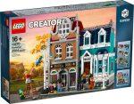 10270 LEGO® Creator Expert Könyvesbolt