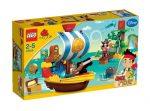 10514 LEGO® DUPLO® Jake kalózhajója