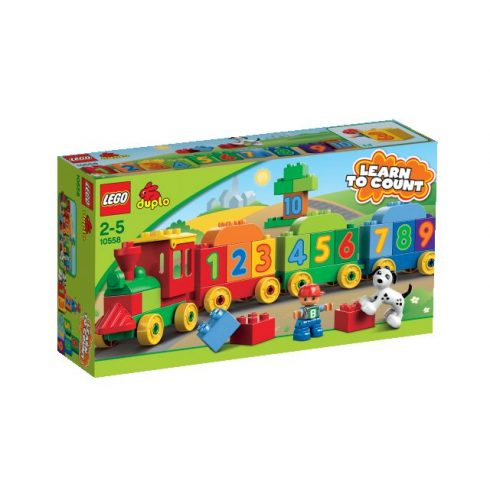 10558 LEGO® DUPLO® Számvonat
