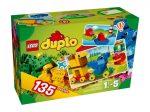 10565 LEGO® DUPLO® LEGO® DUPLO® Kreatív játékbőrönd