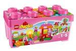 10571 LEGO® DUPLO® LEGO® DUPLO® Minden egy csomagban rózsaszín dobozos játék