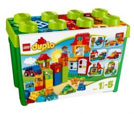 10580 LEGO® DUPLO® LEGO® DUPLO® Deluxe játékdoboz