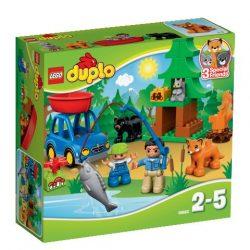 10583 LEGO® DUPLO® Az erdő: Horgászkirándulás