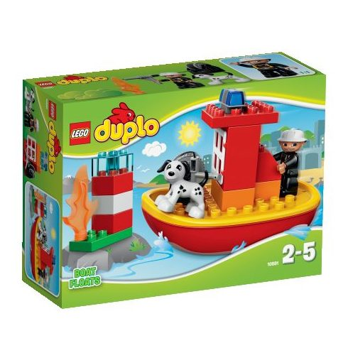 10591 LEGO® DUPLO® Tűzoltóhajó