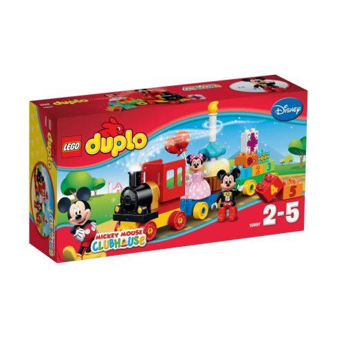 10597 LEGO® Disney™ Mickey & Minnie születésnapi felvonulása