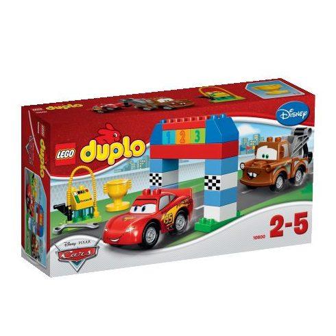 10600 LEGO® DUPLO® Disney Pixar Verdák™ Autóverseny