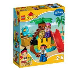 10604 LEGO® DUPLO® Jake és Sohaország kalózainak kincses szigete