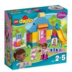 10606 LEGO® DUPLO® Doc McStuffins udvari rendelõje