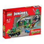 10669 LEGO® Juniors Teknőc Rejtekhely