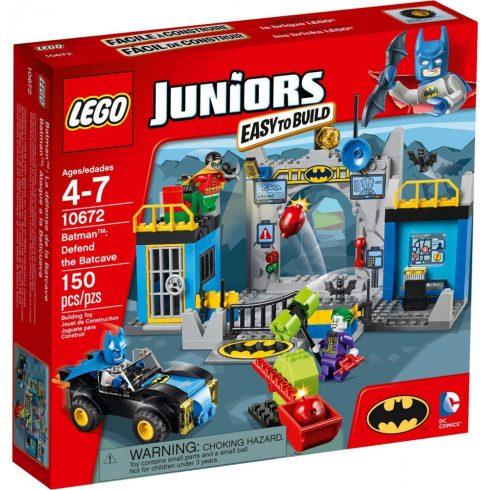10672 LEGO® Juniors Batman™: Denevérbarlang támadás