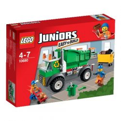 10680 LEGO® Juniors Szemetes autó