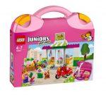 10684 LEGO® Juniors Szupermarket játékbőrönd