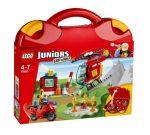 10685 LEGO® Juniors Tûzoltó játékbõrönd