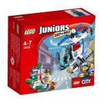 10720 LEGO® Juniors Rendőrségi helikopteres rajtaütés