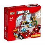 10721 LEGO® Juniors Iron Man vs. Loki