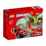 10722 LEGO® Juniors Leszámolás a kígyóval