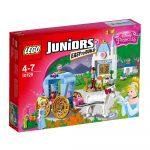 10729 LEGO® Juniors Hamupipőke hintója
