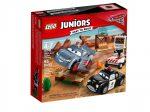10742 LEGO® Juniors Willy gyorsasági gyakorlata