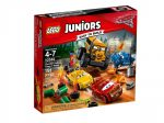 10744 LEGO® Juniors Mennydörgés Völgyének őrült nyolcas versenye