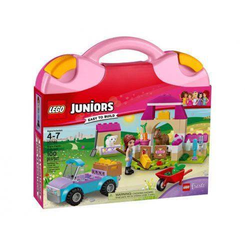 10746 LEGO® Juniors Mia farm játékbőröndje
