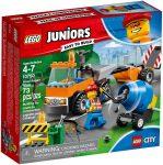 10750 LEGO® Juniors Közúti szerelõkocsi