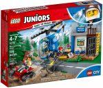 10751 LEGO® Juniors Hegyi rendőrségi hajsza