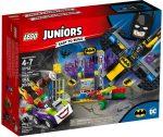 10753 LEGO® Juniors Joker™ támadása a Denevérbarlang ellen
