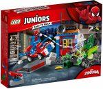 10754 LEGO® Juniors Pókember és Skorpió utcai leszámolása