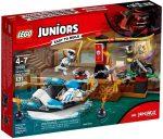 10755 LEGO® Juniors Zane nindzsahajós üldözése