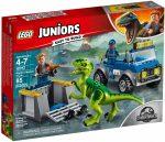 10757 LEGO® Juniors Raptormentő teherautó