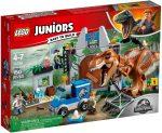 10758 LEGO® Juniors T-Rex kitörés