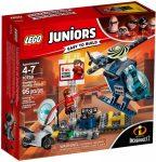 10759 LEGO® Juniors A Hihetetlen család - Nyúlányka üldözése a háztetőn