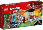 10761 LEGO® Juniors A Hihetetlen család - A nagy szökés