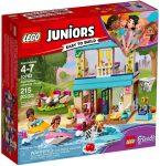 10763 LEGO® Juniors Stephanie tóparti háza