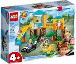 10768 LEGO® Toy Story Buzz és Bo Peep játszótéri kalandja