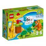 10801 LEGO® DUPLO® Állat bébik