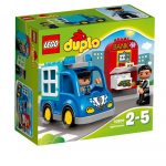 10809 LEGO® DUPLO® Rendőrjárőr