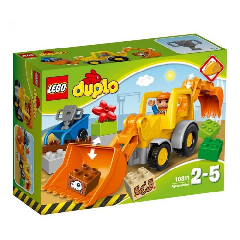 10811 LEGO® DUPLO® Árokásó rakodó