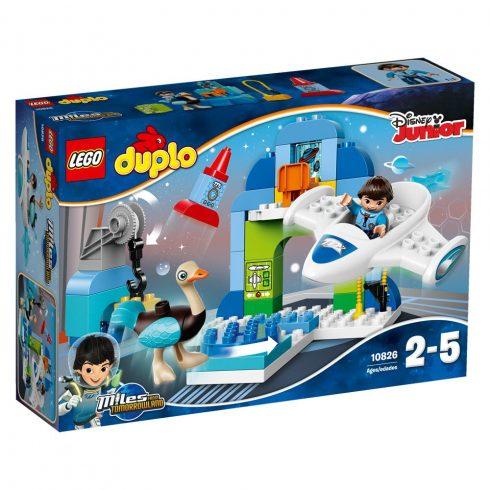 10826 LEGO® DUPLO® Miles űrhajóhangárja