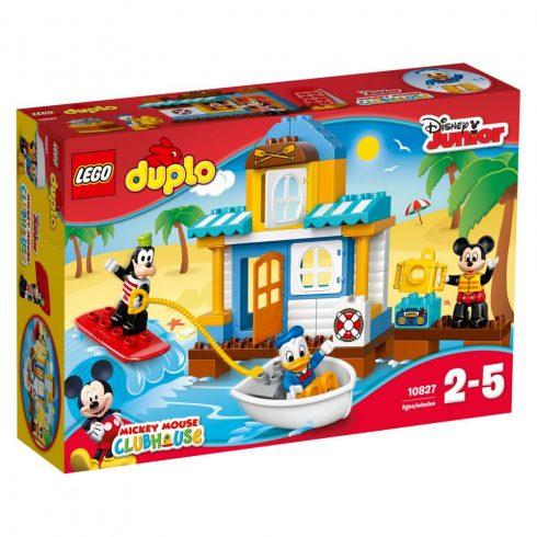 10827 LEGO® DUPLO® Mickey és barátai tengerparti háza