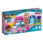 10828 LEGO® DUPLO® Doc McStuffins kisállat-gyógyító rendelője