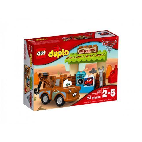 10856 LEGO® DUPLO® Matuka fészere